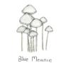 Blue Meanies Mushroom
